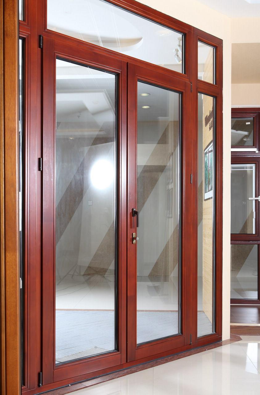 Cara pasang pintu aluminium dan jenis material pintu for Window design in nepal